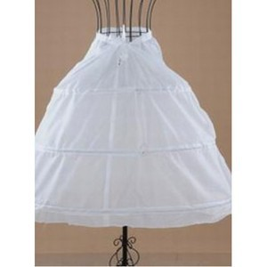 Simple Eye Catching mi-longues Une ligne | crinolines Princesse